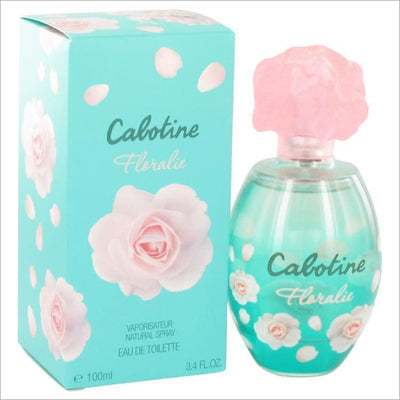 Cabotine Floralie by Parfums Gres Eau De Toilette Spray 3.4 oz - WOMENS PERFUME