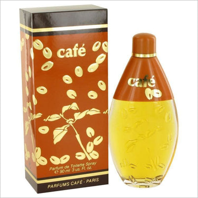 Caf by Cofinluxe Parfum De Toilette Spray 3 oz for Women - PERFUME