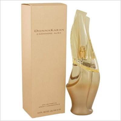 Cashmere Aura by Donna Karan Eau De Parfum Spray 3.4 oz for Women - PERFUME