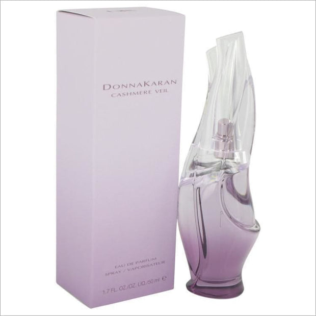 Cashmere Veil by Donna Karan Eau De Parfum Spray 1.7 oz for Women - PERFUME