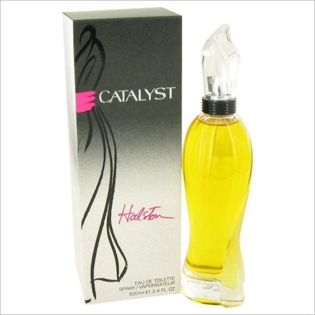 CATALYST by Halston Eau De Toilette Spray 3.4 oz for Women - PERFUME