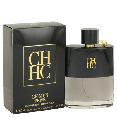 CH Prive by Carolina Herrera Eau De Toilette Spray 5 oz for Men - COLOGNE