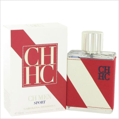 CH Sport by Carolina Herrera Eau De Toilette Spray 3.4 oz for Men - COLOGNE