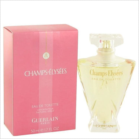 CHAMPS ELYSEES by Guerlain Eau De Toilette Spray 1.7 oz for Women - PERFUME