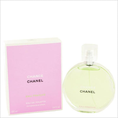 Chance by Chanel Eau Fraiche Spray 3.4 oz - Famous Perfume Brands for Women
