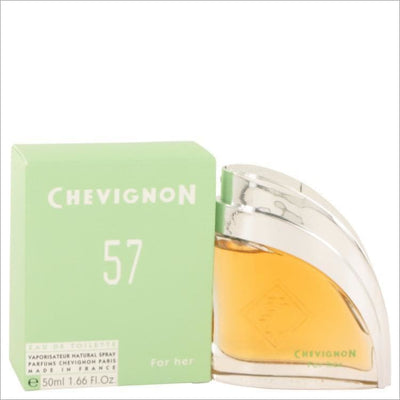 CHEVIGNON 57 by Jacques Bogart Eau De Toilette Spray 1.7 oz for Women - PERFUME