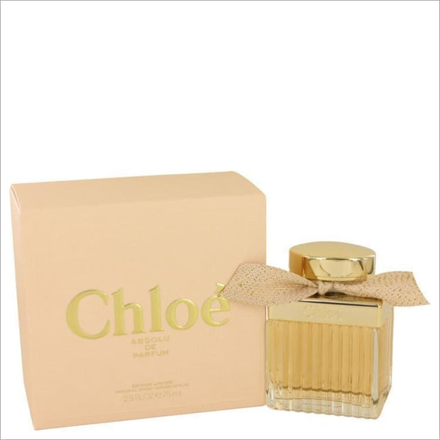 Chloe Absolu De Parfum by Chloe Eau De Parfum Spray 2.5 oz for Women - PERFUME