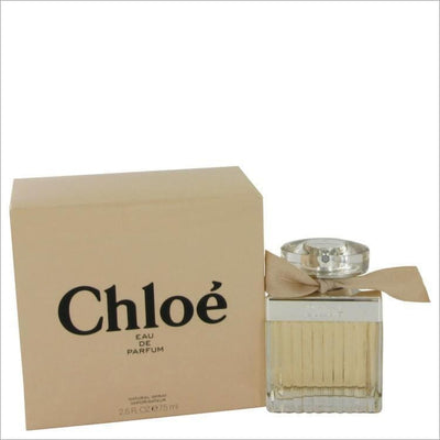 Chloe (New) by Chloe Eau De Parfum Spray 4.2 oz for Women - PERFUME