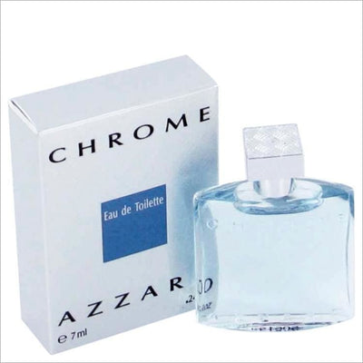 Chrome by Azzaro Mini EDT .23 oz for Men - COLOGNE