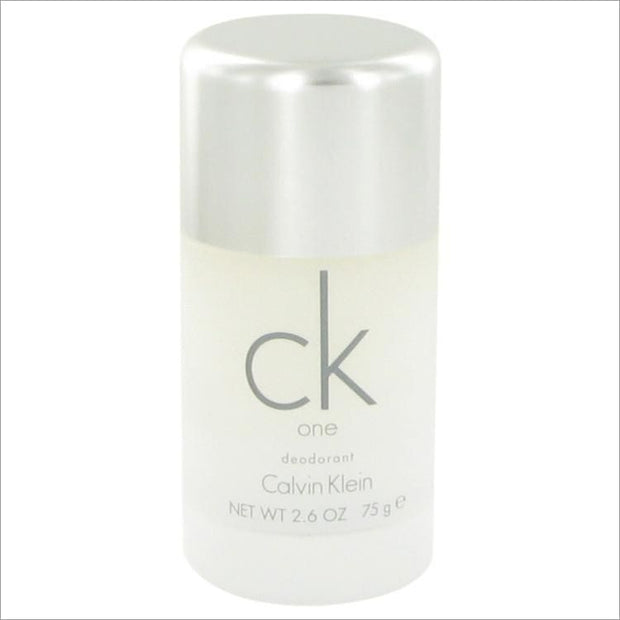 CK ONE by Calvin Klein Deodorant Stick 2.6 oz for Women - PERFUME