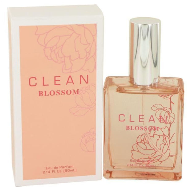 Clean Blossom by Clean Eau De Parfum Spray 2.14 oz for Women - PERFUME