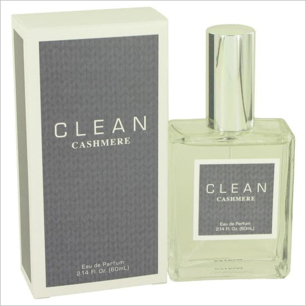Clean Cashmere by Clean Eau De Parfum Spray 2.14 oz for Women - PERFUME