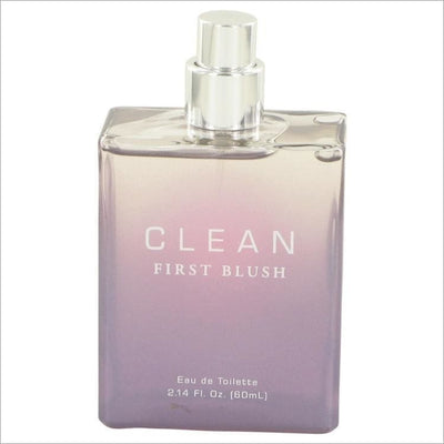 Clean First Blush by Clean Eau De Toilette Spray (Tester) 2.14 oz for Women - PERFUME