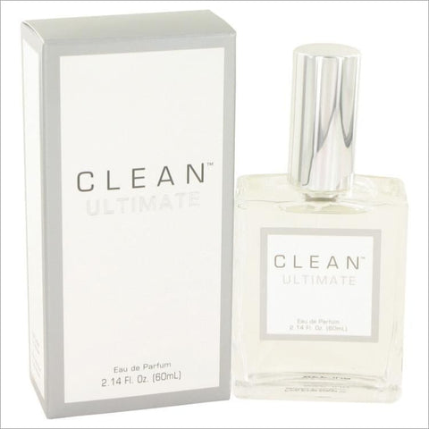 Clean Ultimate by Clean Eau De Parfum Spray 2.14 oz for Women - PERFUME