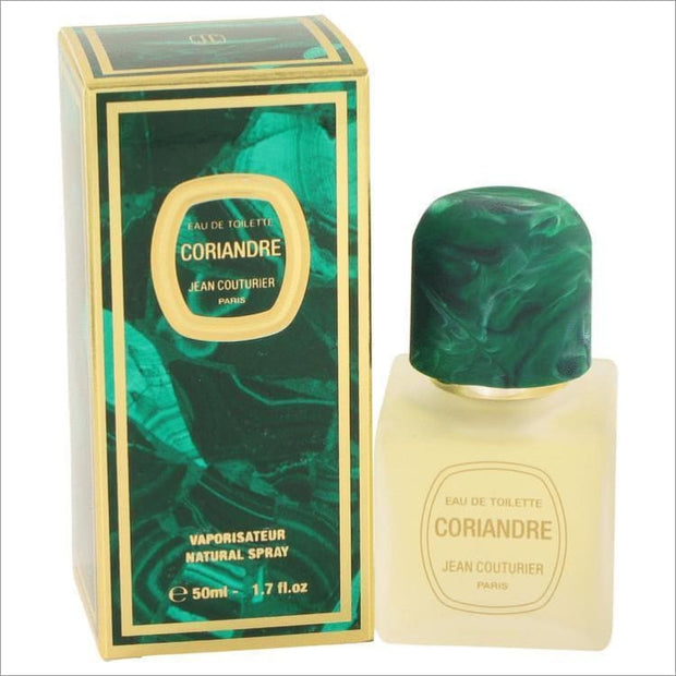 CORIANDRE by Jean Couturier Eau De Toilette Spray 1.7 oz for Women - PERFUME