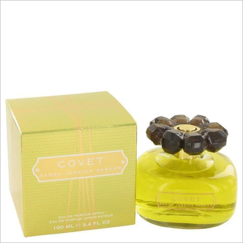 Covet by Sarah Jessica Parker Eau De Parfum Spray 3.4 oz for Women - PERFUME