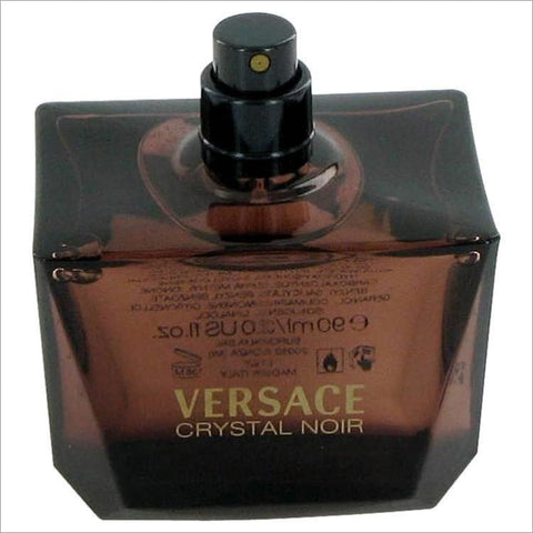 Crystal Noir by Versace Eau De Toilette Spray (Tester) 3 oz for Women - PERFUME