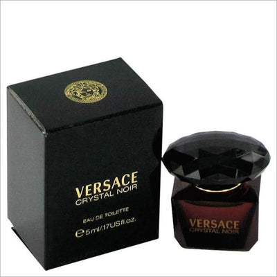 Crystal Noir by Versace Mini EDT .17 oz for Women - PERFUME