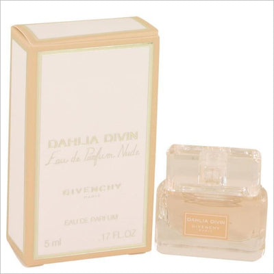 Dahlia Divin Nude by Givenchy Mini EDP .17 oz - WOMENS PERFUME