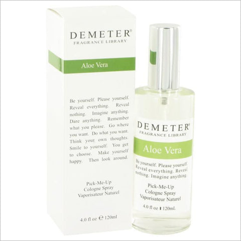 Demeter by Demeter Aloe Vera Cologne Spray 4 oz for Women - PERFUME
