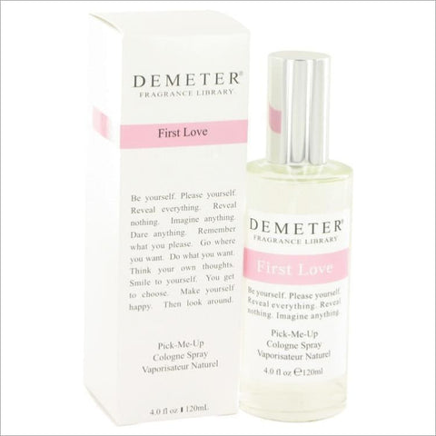 Demeter by Demeter First Love Cologne Spray 4 oz for Women - PERFUME