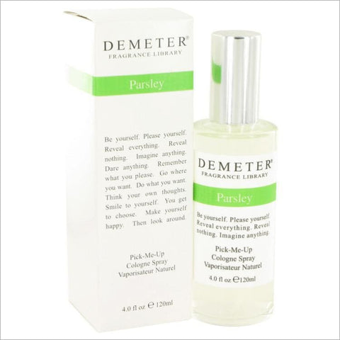 Demeter by Demeter Parsley Cologne Spray 4 oz for Women - PERFUME