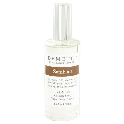 Demeter by Demeter Sambuca Cologne Spray 4 oz for Women - PERFUME