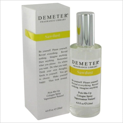 Demeter by Demeter Sawdust Cologne Spray 4 oz for Women - PERFUME