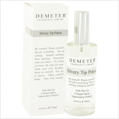 Demeter by Demeter Silvery Tip Pekoe Cologne Spray 4 oz for Women - PERFUME