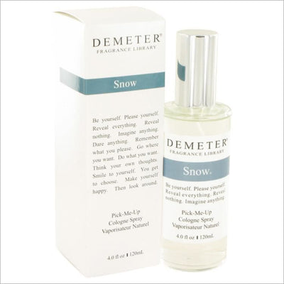 Demeter by Demeter Snow Cologne Spray 4 oz for Women - PERFUME