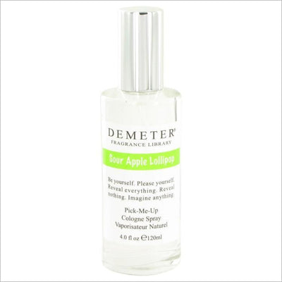 Demeter by Demeter Sour Apple Lollipop Cologne Spray (formerly Jolly Rancher Green Apple) 4 oz for Women - PERFUME