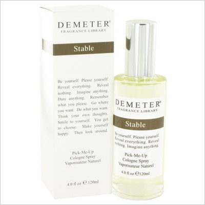 Demeter by Demeter Stable Cologne Spray 4 oz for Women - PERFUME