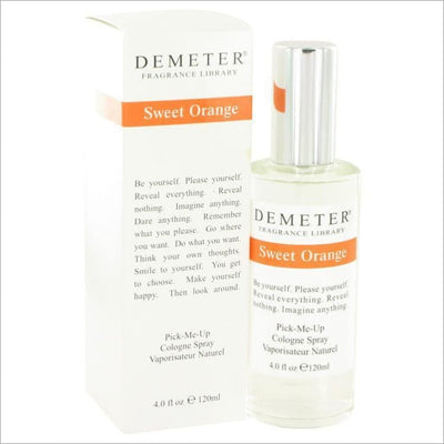 Demeter by Demeter Sweet Orange Cologne Spray 4 oz for Women - PERFUME