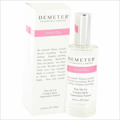 Demeter by Demeter Sweet Pea Cologne Spray 4 oz for Women - PERFUME