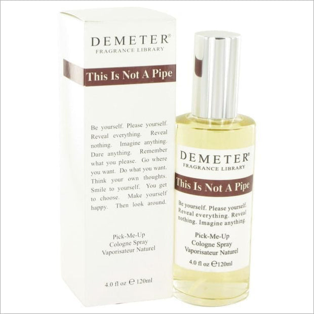 Demeter by Demeter This is Not A Pipe Cologne Spray 4 oz for Women - PERFUME
