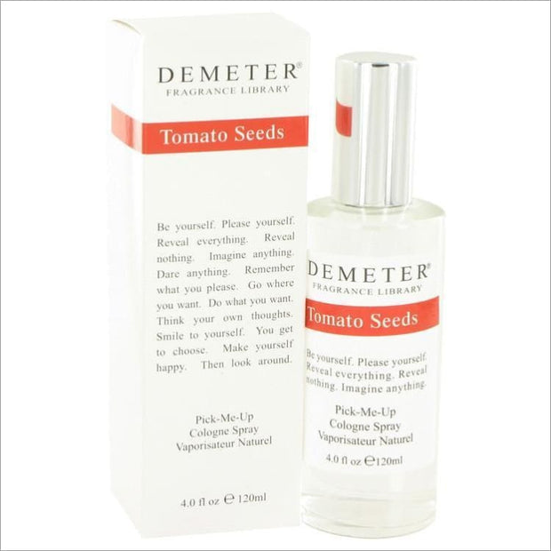 Demeter by Demeter Tomato Seeds Cologne Spray 4 oz for Women - PERFUME