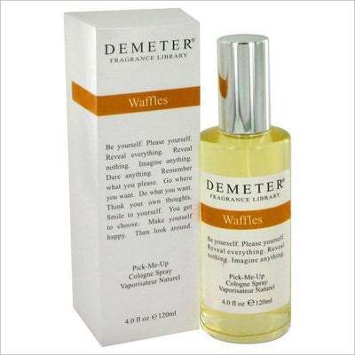 Demeter by Demeter Waffles Cologne Spray 4 oz for Women - PERFUME