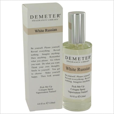 Demeter by Demeter White Russian Cologne Spray 4 oz for Women - PERFUME