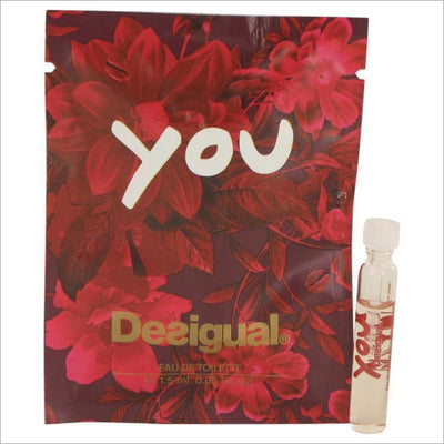 Desigual You by Desigual Vial (sample) .05 oz for Women - PERFUME