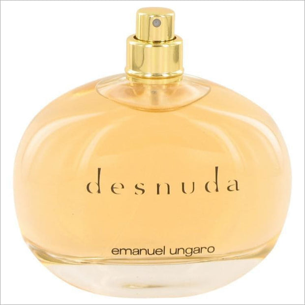 DESNUDA by Ungaro Eau De Parfum Spray (Tester) 3.4 oz for Women - PERFUME