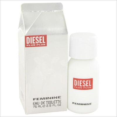 DIESEL PLUS PLUS by Diesel Eau De Toilette Spray 2.5 oz for Women - PERFUME