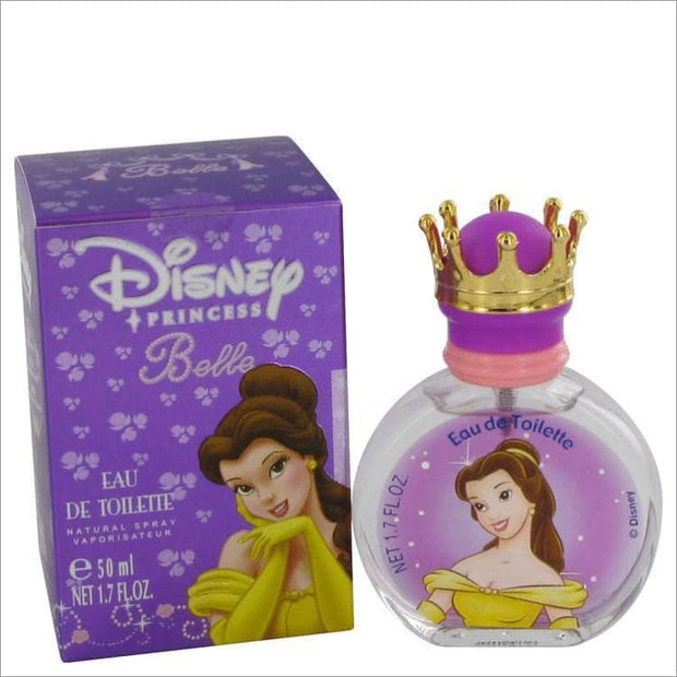 Disney Princess Belle by Disney Eau De Toilette Spray 3.4 oz for Women - PERFUME