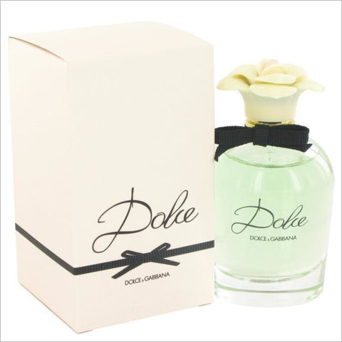 Dolce by Dolce & Gabbana Eau De Parfum Spray 2.5 oz for Women - PERFUME