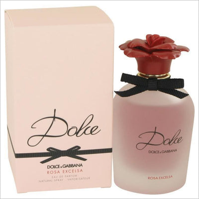 Dolce Rosa Excelsa by Dolce & Gabbana Eau De Parfum Spray 2.5 oz for Women - PERFUME
