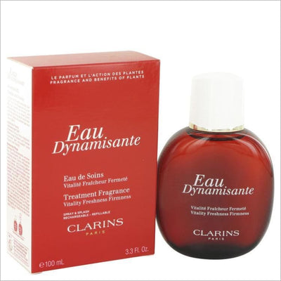 EAU DYNAMISANTE by Clarins Treatment Fragrance Spray 3.4 oz for Women - PERFUME