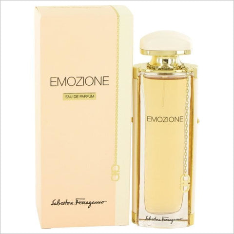 Emozione by Salvatore Ferragamo Eau De Parfum Spray 1.7 oz for Women - PERFUME