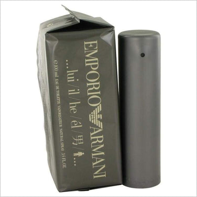 EMPORIO ARMANI by Giorgio Armani Eau De Toilette Spray 3.4 oz for Men - COLOGNE