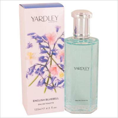 English Bluebell by Yardley London Eau De Toilette Spray 4.2 oz for Women - PERFUME