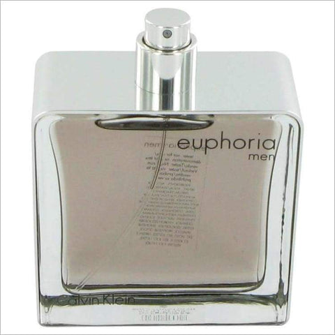 Euphoria by Calvin Klein Eau De Toilette Spray (Tester) 3.4 oz for Men - COLOGNE