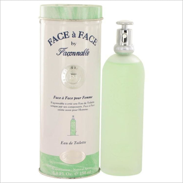 FACE A FACE by Faconnable Eau De Toilette Spray 5 oz for Women - PERFUME